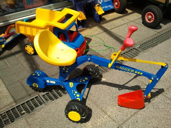 Spielzeug für kinder baby laufrad roller twister bagger