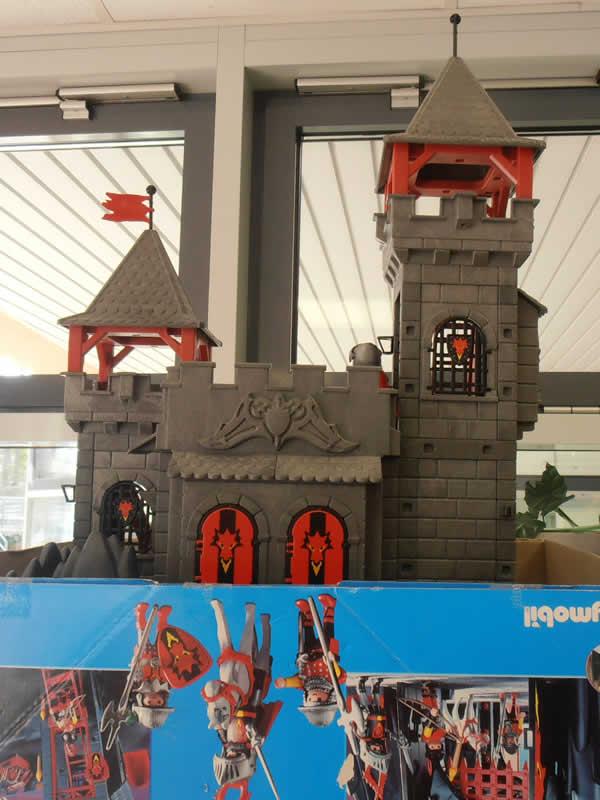 Ritterburg Holz Oder Playmobil ~ Playmobil Ritterburg gebraucht A&V Dresden