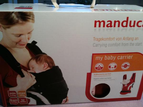 Verleih babytrage tragegurt manduca für babies in dresden